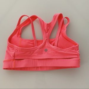 lululemon athletica Intimates & Sleepwear - Lululemon Splendour Bra Grapefruit size 6